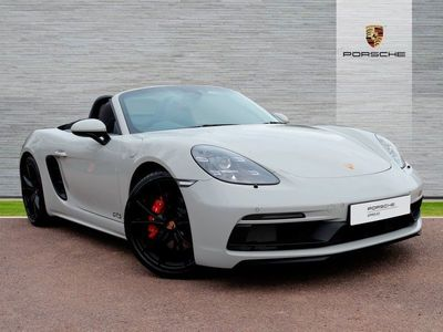 used Porsche 718 Boxster GTS 2019 Harston PDK
