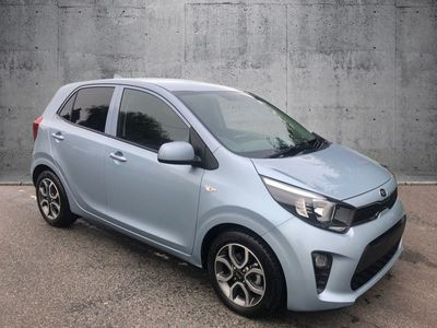 used Kia Picanto WAVE Hatchback hatchback special edition