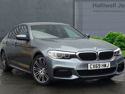 used BMW 520 5 SERIES 2019 Warrington d M Sport Saloon