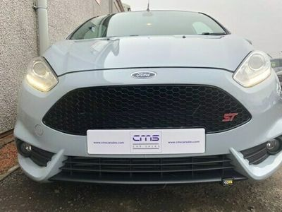 used Ford Fiesta Hatchback ST-200 1.6T EcoBoost 200PS 3d