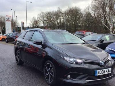 used Toyota Auris Touring Sport 1.8 Hybrid Design TSS 5dr CVT [Nav]