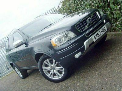 used Volvo XC90 2.4 D5 SE LUX AWD 5d 200 BHP
