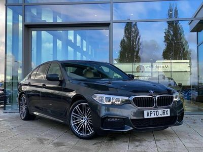 used BMW 520 5 Series d MHT M Sport 4dr Auto