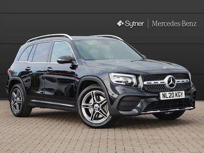 used Mercedes GLB220 Glb4Matic AMG Line Premium 5dr 8G-Tronic