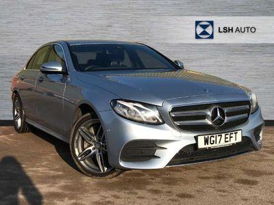 used Mercedes E350 E ClassAMG Line 4dr 9G-Tronic Saloon diesel saloon