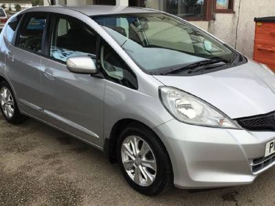 used Honda Jazz PETROL MANUAL HATCHBACK 5 DOORS