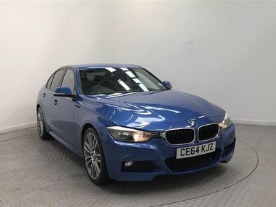 used BMW 318 3 Series d M Sport 4dr 2.0