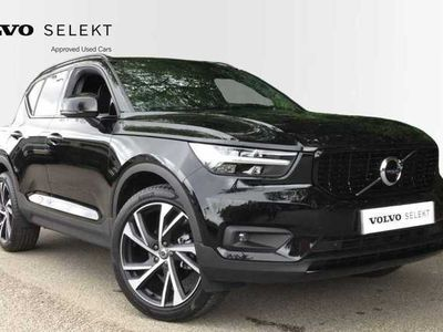 used Volvo XC40 SUV 1.5 T3 R-Design Pro ( Employee Car, Navigation, Winter Pack ) 5dr