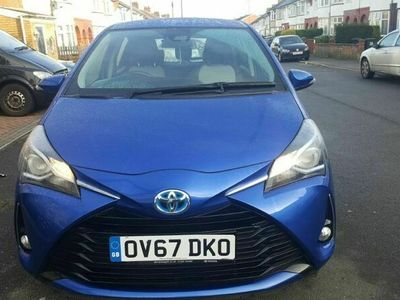 used Toyota Yaris 1.5 VVT-h Icon E-CVT (s/s) 5dr