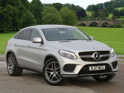 used Mercedes GLE350 GL Class GLE Coupe GLE Diesel4Matic AMG Line 5dr 9G-Tronic SUV 2017