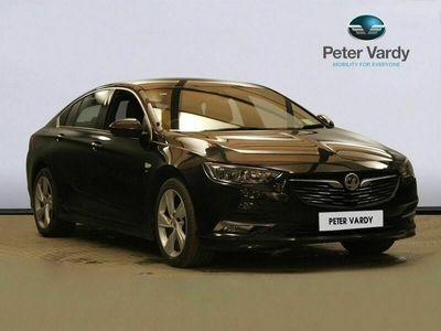 used Vauxhall Insignia 1.5T SRi Vx-line Nav 5dr