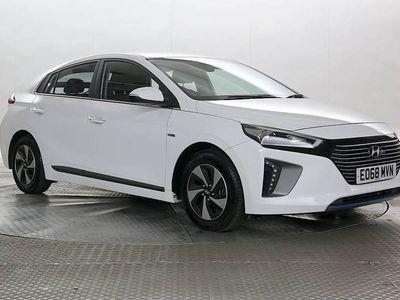 used Hyundai Ioniq 1.6 GDi Premium Hybrid Auto 5-Door