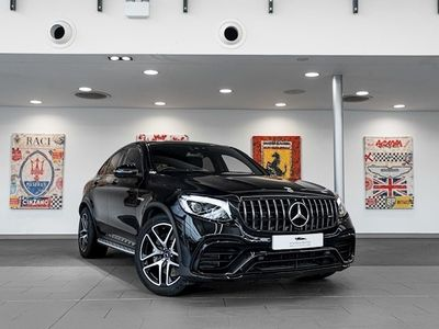 used Mercedes GLC63 AMG GLCAMG Coupe 4.0 SpdS MCT Petrol 5-Door