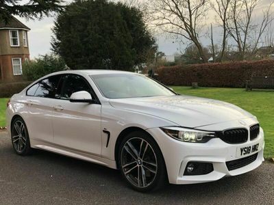 used BMW 420 Gran Coupé 4 Series Gran Coupe 2.0 d M Sport Auto (s/s) 5dr
