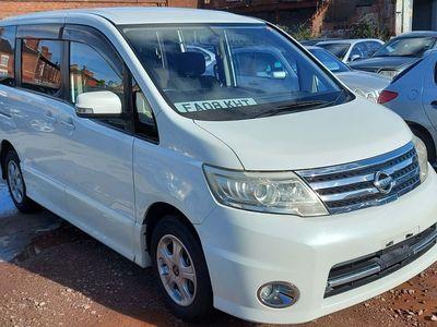 used Nissan Serena Highway star 2.0 5dr
