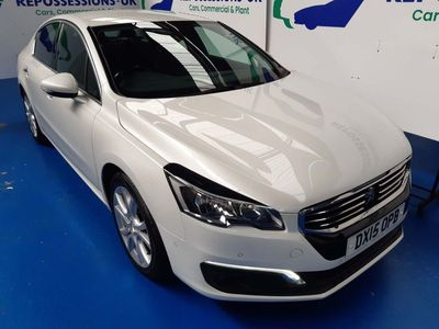 used Peugeot 508 2.0 BlueHDi Allure (s/s) 4dr