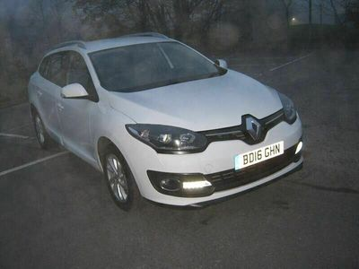 used Renault Mégane 1.5dCi Expression + ENERGY (s/s) Sport Tourer