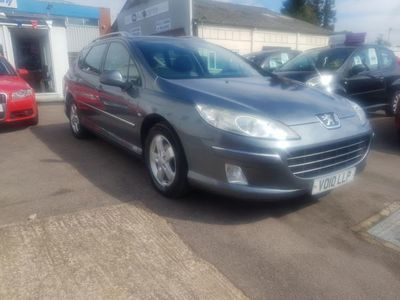used Peugeot 407 1.6 HDi 110 Sport 5dr