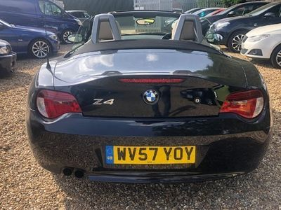 used BMW Z4 Roadster 2.5i SE 2d (06)