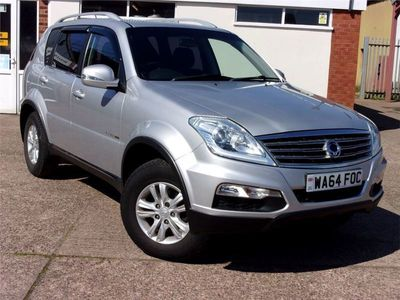 used Ssangyong Rexton 2.0 60th Anniversary Edition 5dr