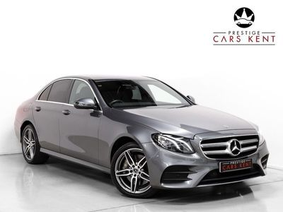 used Mercedes E400 E Class4Matic AMG Line 4dr 9G-Tronic 2.9