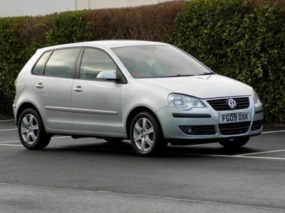 used VW Polo 1.4 TDI Dune 5dr