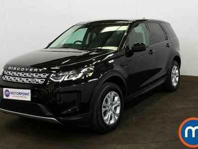 used Land Rover Discovery Sport 2.0 D180 S 5dr Auto