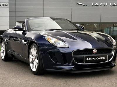 used Jaguar F-Type 3.0 Supercharged V6 2dr