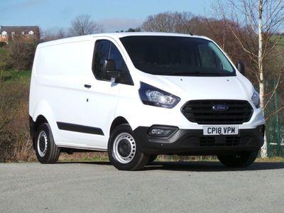 used Ford Custom Transit2.0 Tdci 105Ps Low Roof Van