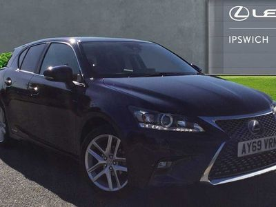used Lexus CT200h 1.8 5dr CVT [Premium Pack]