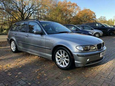 used BMW 320 3 Series d ES 5-Door