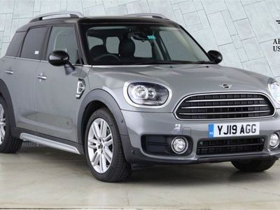 used Mini Cooper D Countryman 2.0 Exclusive All4 5Dr