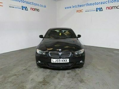 used BMW 325 3 Series d M Sport Highline 2dr Auto