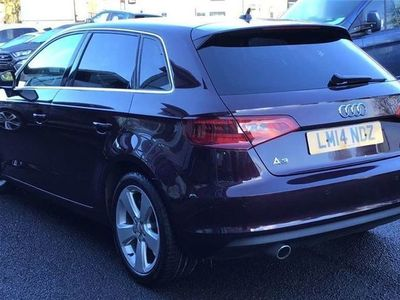 used Audi A3 1.6 Tdi Sport 5Dr S Tronic