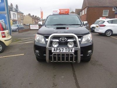 used Toyota 4 Runner 4Runner 2007D-4D 170 Invincible 4x4 2007