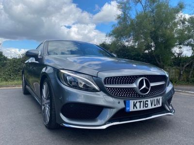 used Mercedes 250 C D AMG LINE PREMIUM PLUS