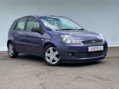 used Ford Fiesta 1.2 ZETEC CLIMATE 16V 5d 78 BHP