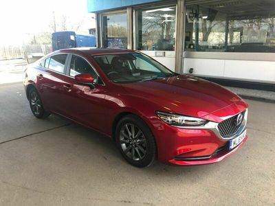 used Mazda 6 Saloon SkyActiv-G 145ps SE-L Nav+ auto (07/2018 on) 4d