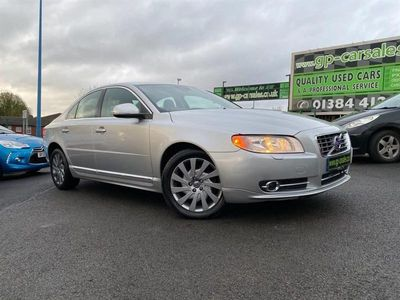 used Volvo S80 2.0 D4 SE Geartronic 4dr