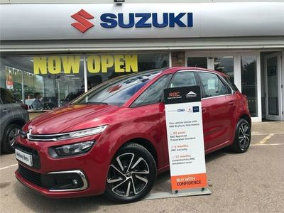 used Citroën C4 Picasso 1.6 Bluehdi Feel 5Dr Eat6