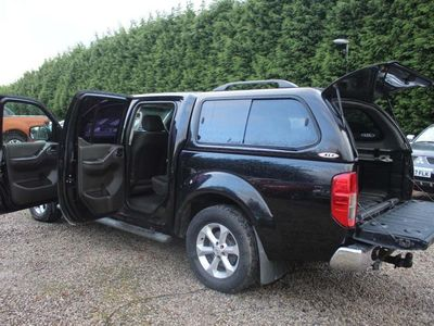 used Nissan Navara 2.5 dCi Acenta Double Cab Pickup 4dr (EU5)