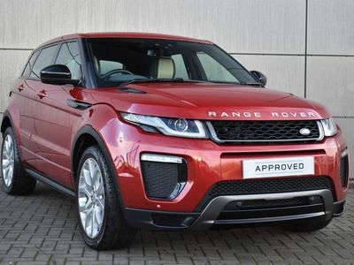 used Land Rover Range Rover evoque TD4 HSE DYNAMIC SUV 5dr DIESEL AUTOMATIC 134 g/km 177.0 BHP