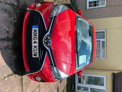 used Toyota Yaris 1.33 Dual VVT-i Icon 5dr EU5