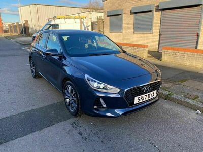 used Hyundai i30 1.6 CRDi Blue Drive Premium (s/s) 5dr