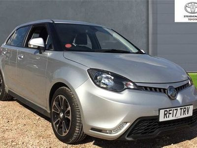 used MG MG3 1.5 VTi-TECH 3Style Lux 5dr [Start Stop]