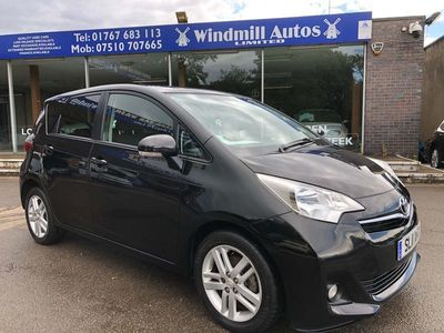 used Toyota Verso-S 1.33 T Spirit 5dr