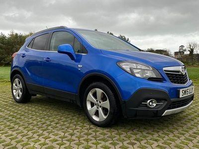 used Vauxhall Mokka 1.6 CDTi ecoFLEX SE (s/s) 5dr