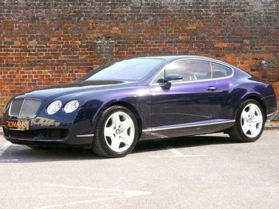 used Bentley Continental GT 6.0 W12 Auto - FSH - Outstanding Condition