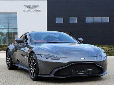 used Aston Martin Vantage 2dr ZF 8 Speed Auto 4.0