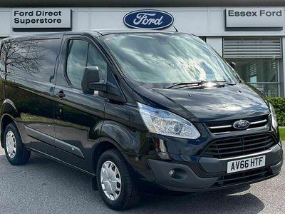 used Ford Custom Transit2.2 TDCi 125ps Low Roof Trend Van